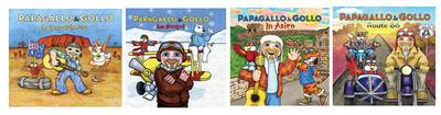 Papagallo & Gollo Cover